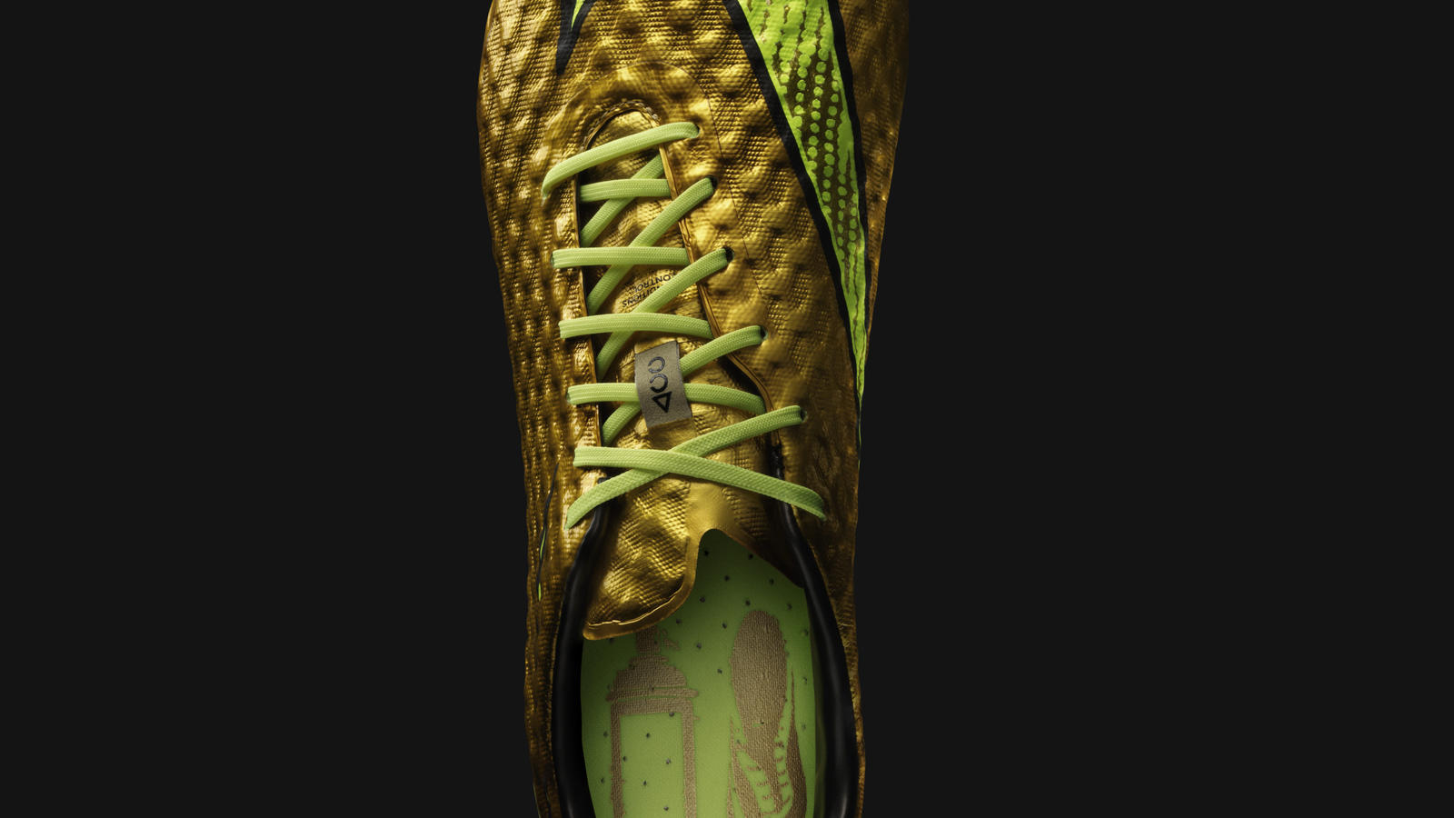 grand choix de db39b f843e Neymar Jr. and Nike Introduce Gold Hypervenom Special ...