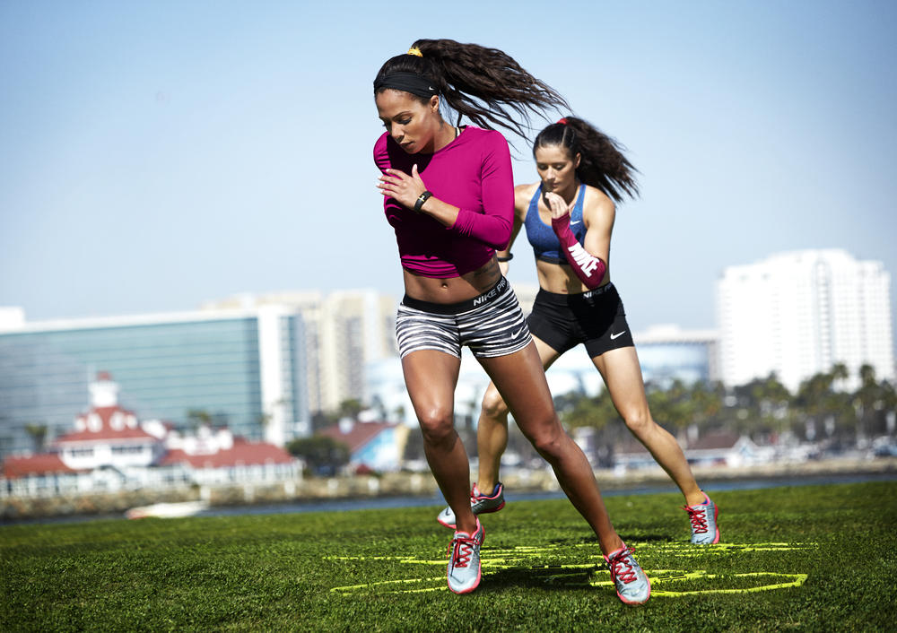 Partner Power: Sydney Leroux and Ali Krieger's N+TC Dynamic Duo Workout