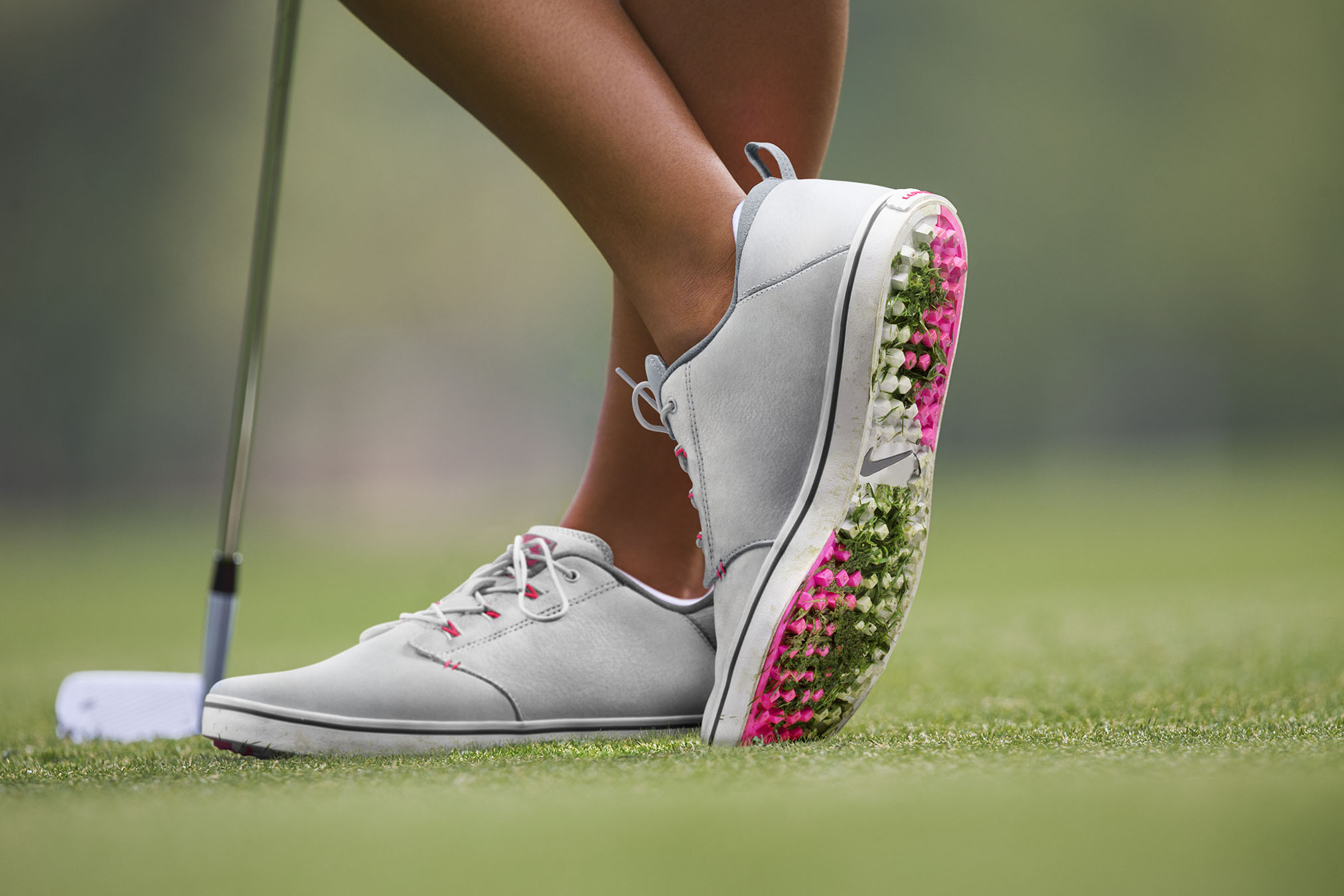 Nike Course Classic Golf Shoes Womens