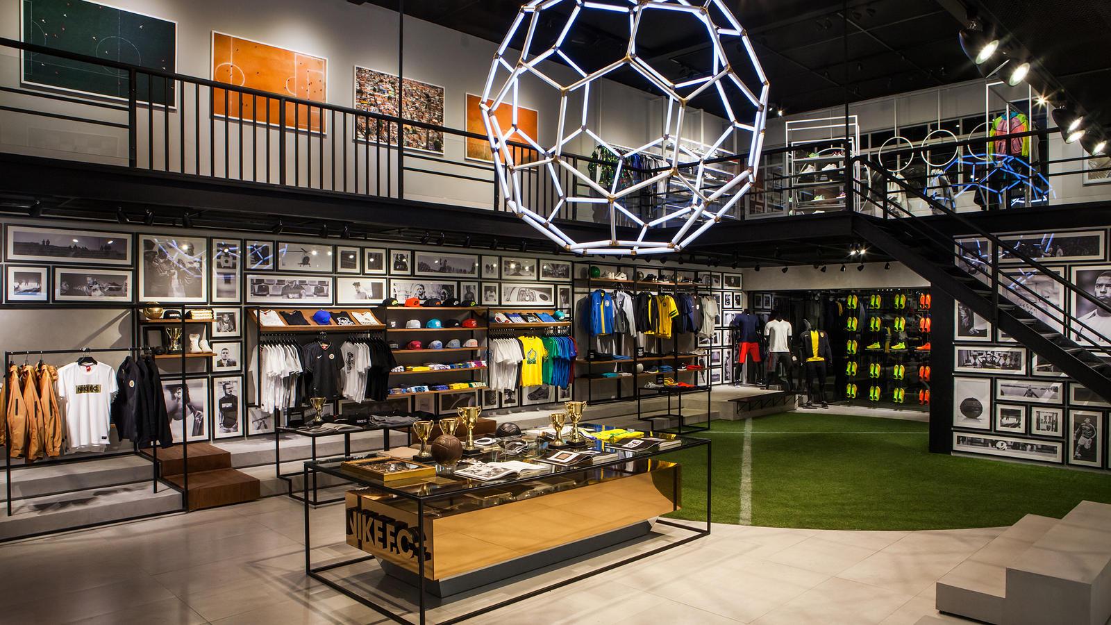 499befa39d9 O momento esportivo único do Brasil pede uma loja especial. Por isso