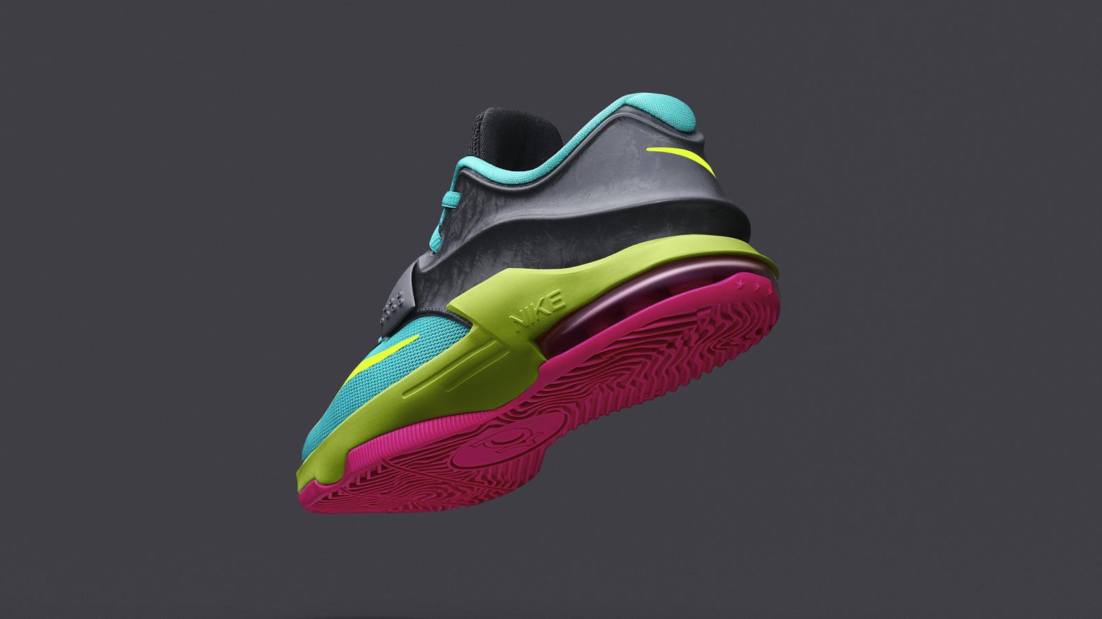 nike kd 7 wallpaper; nike unveils kd7 carnival for young basketball  athletes nike news