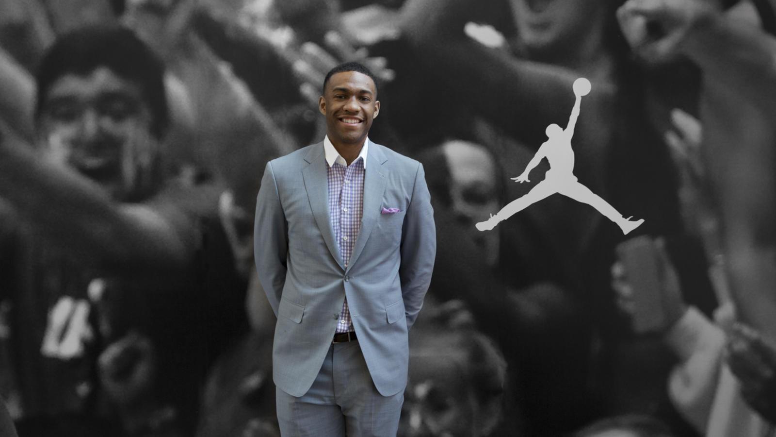 Jordan Brand Family Welcomes Jabari Parker - Nike News