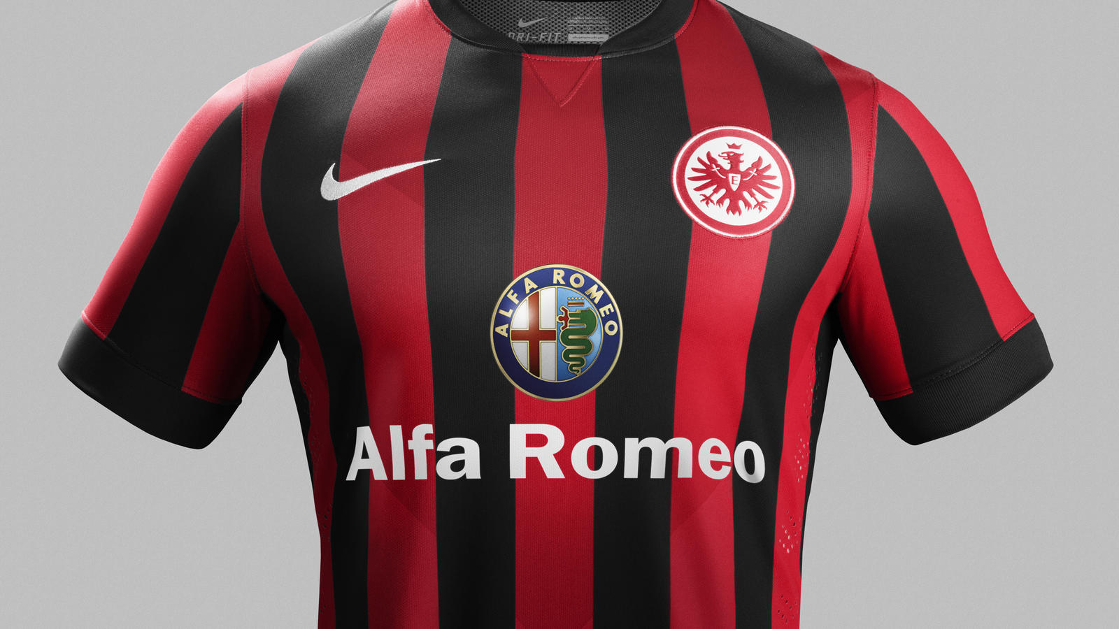 Eintracht Frankfurt and Nike Unveil New Home and Away Kits