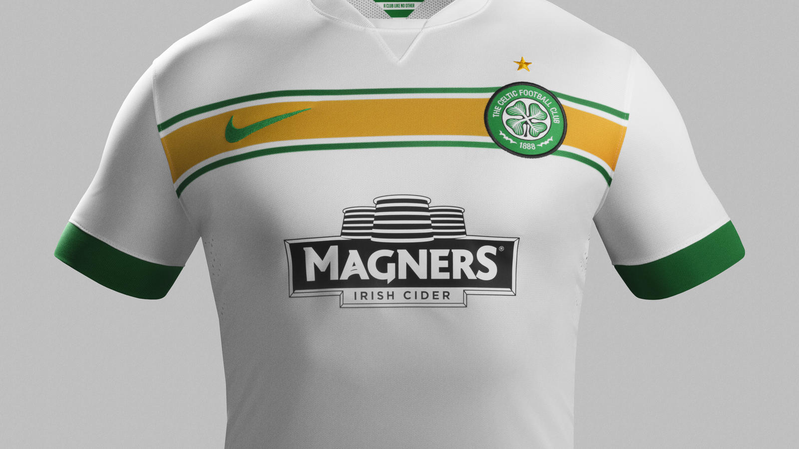 Celtic Third Shirt - Front. Celtic players unveil club s new ... 7c7649cb6