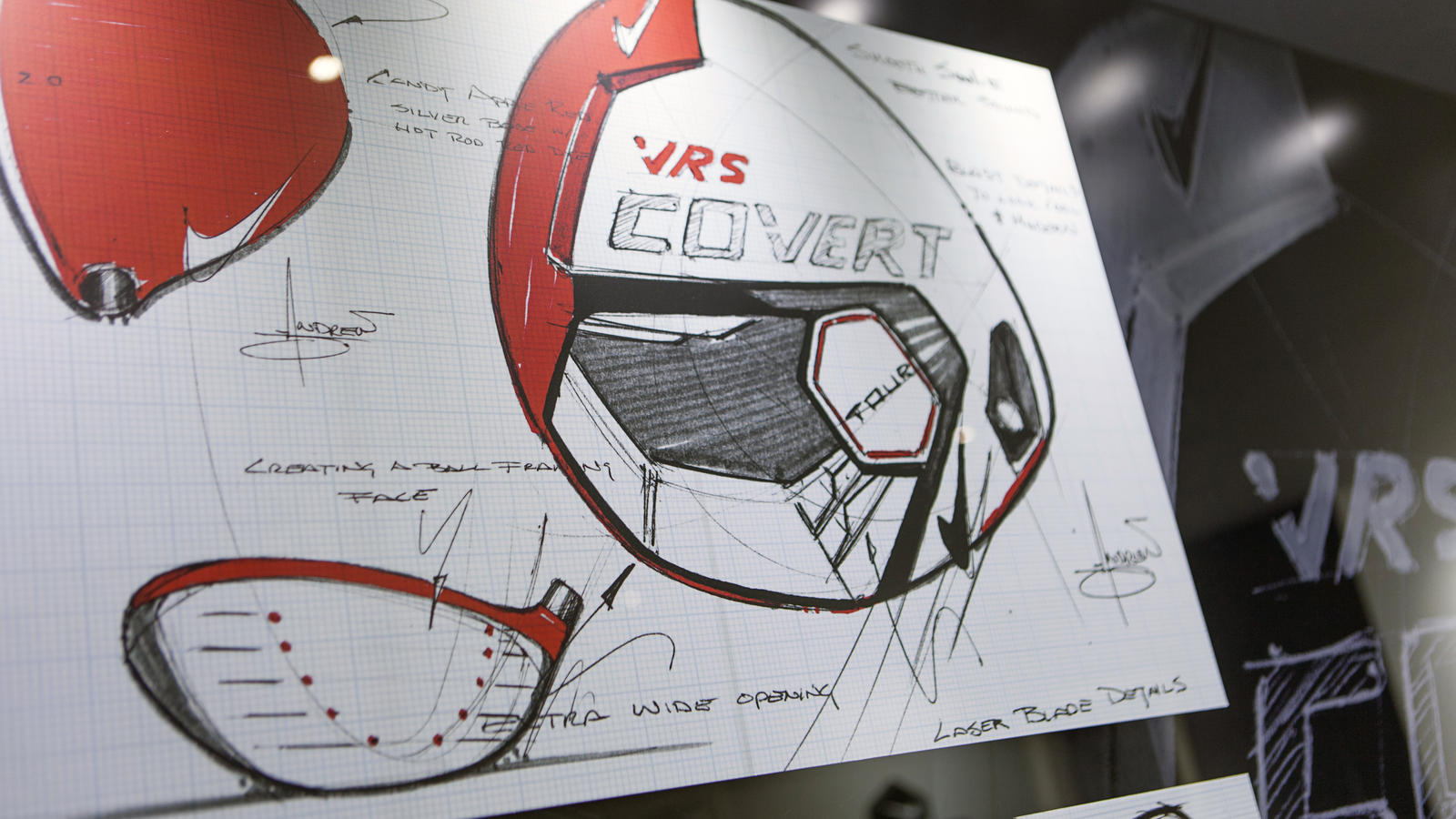 Archerfield Product Cases - VRS Covert Sketches