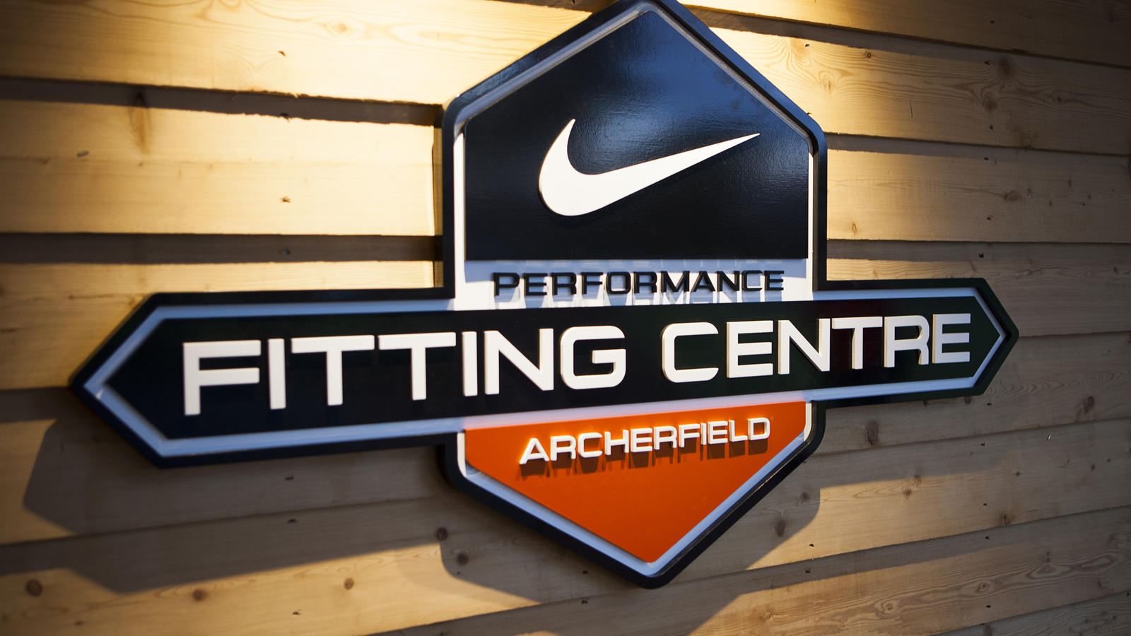 Nike Performance Centre at Archerfield