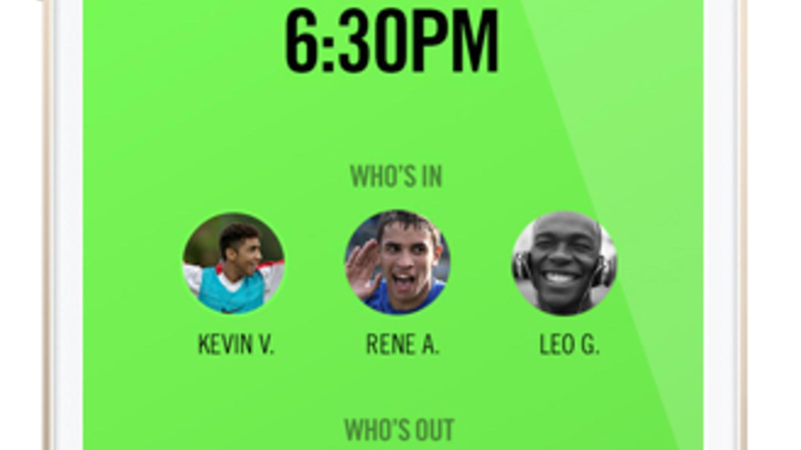 The Nike Football App