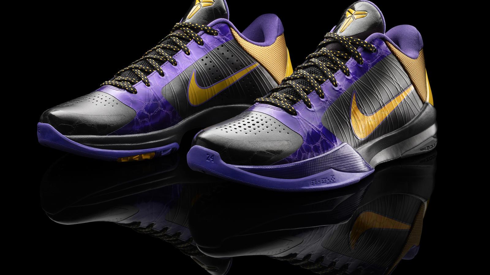 quality design 27839 1ef30 Nike launches Zoom Kobe V - Nike News