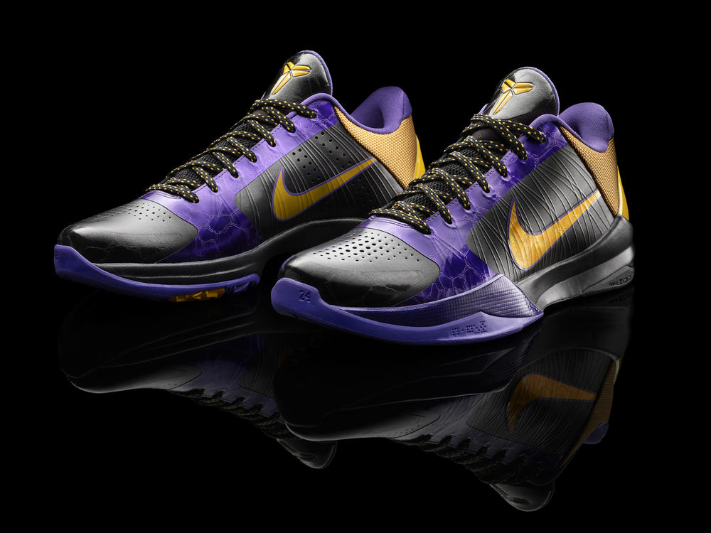 Nike launches Zoom Kobe V