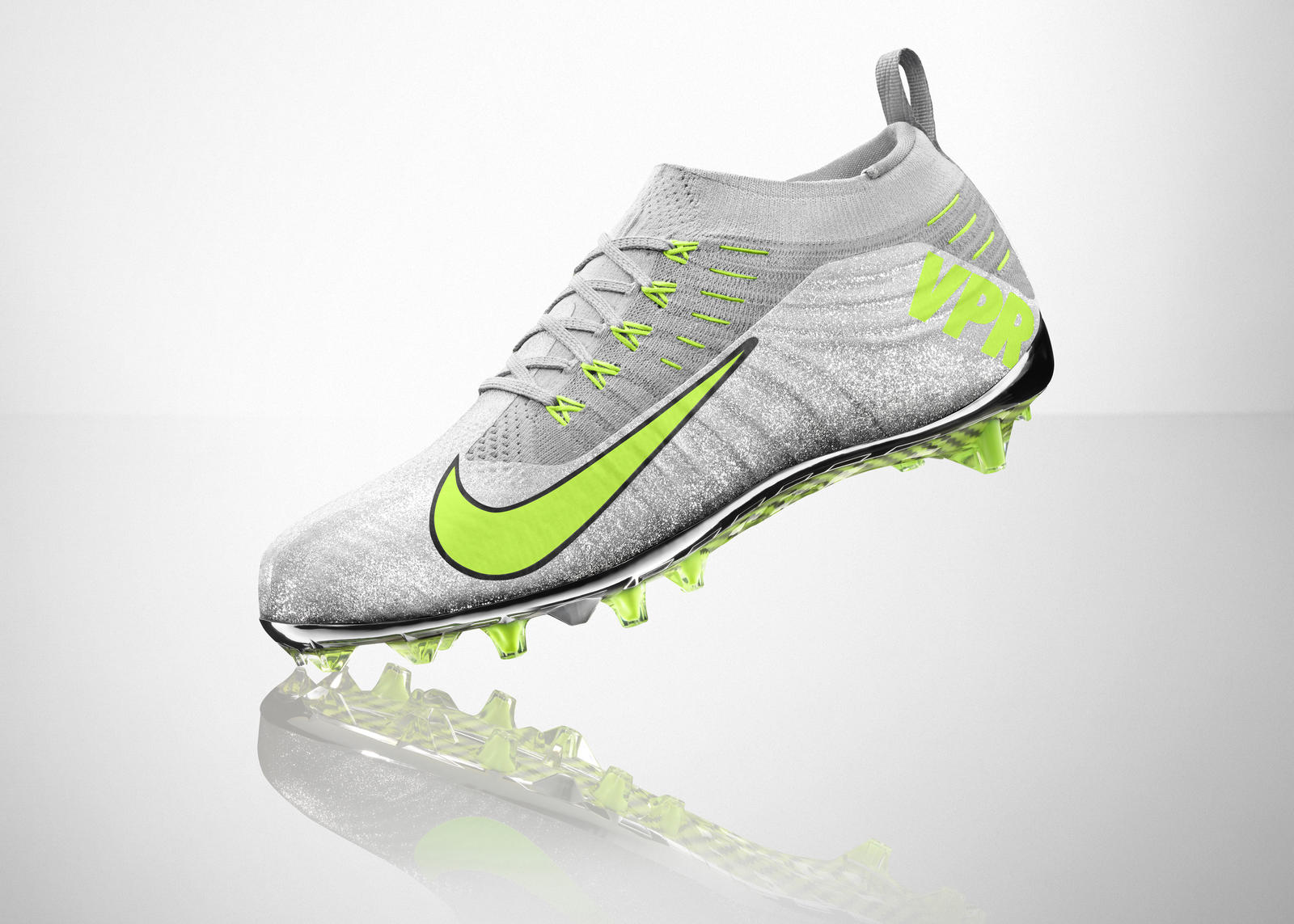 nike vapor flyknit football cleats