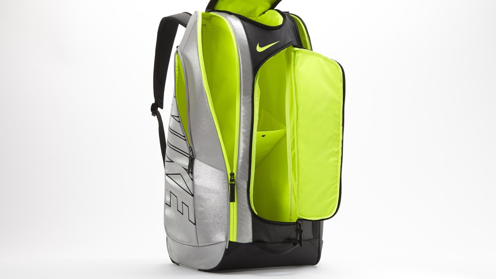 Inapropiado Negociar grosor  Nike Tennis Unveils the Court Tech 1 Bag - Nike News