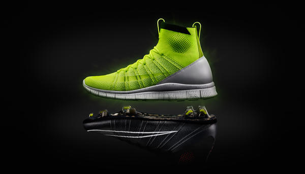 New Nike Free Mercurial Superfly by HTM in Volt