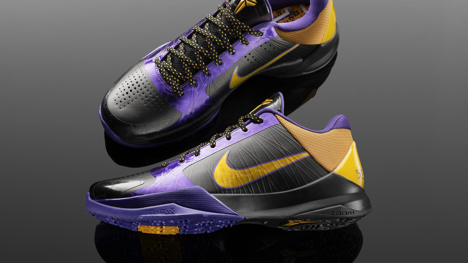 Nike launches Zoom Kobe V - Nike News