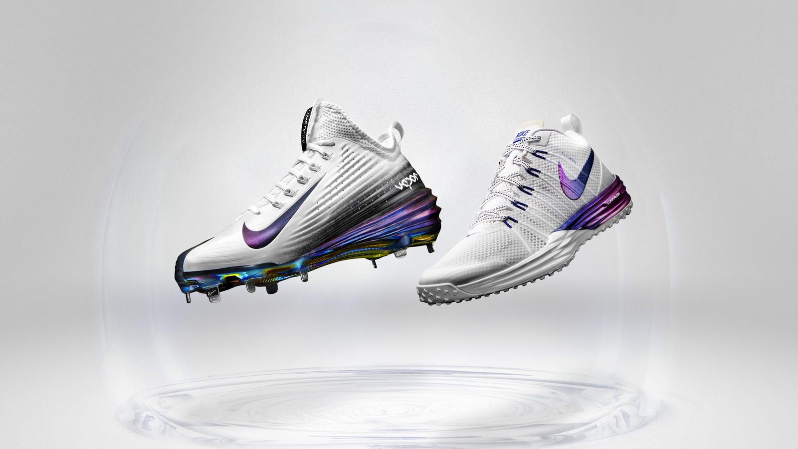 Nike Baseball Spectrum Collection