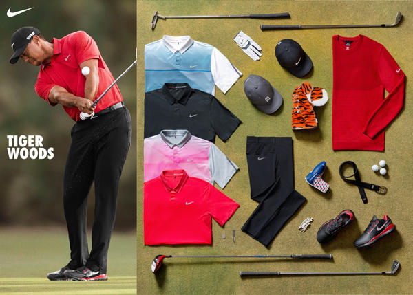 Nike Golf Athletes Will Sport New Styles at The Open Championship