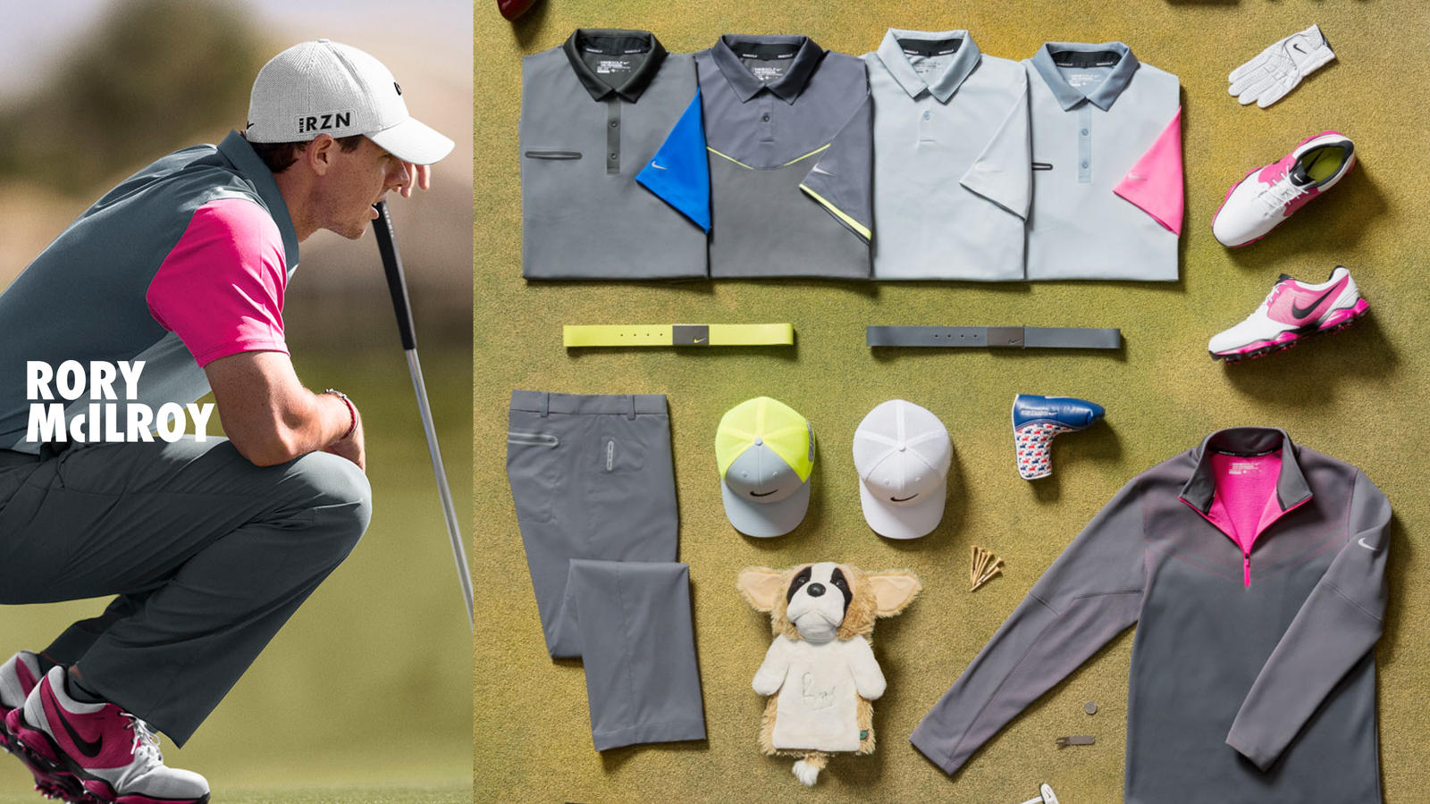 Rory McIlroy 2014 Open Championship