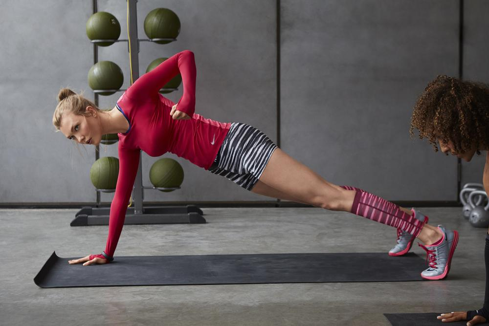 Performance Meets Style: Fall 2014 Nike Women's Apparel