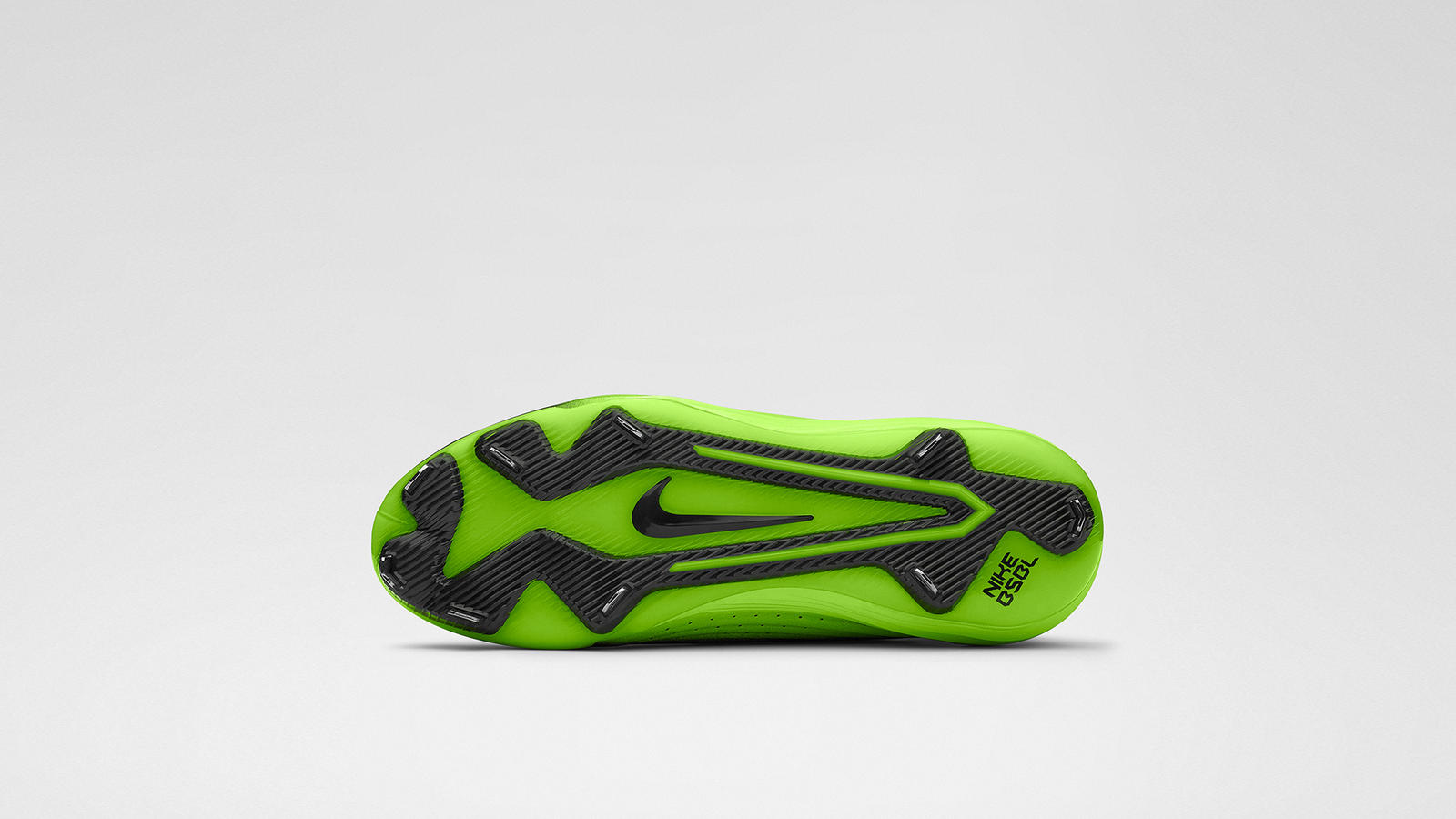 Nike Baseball Trout Blk Out