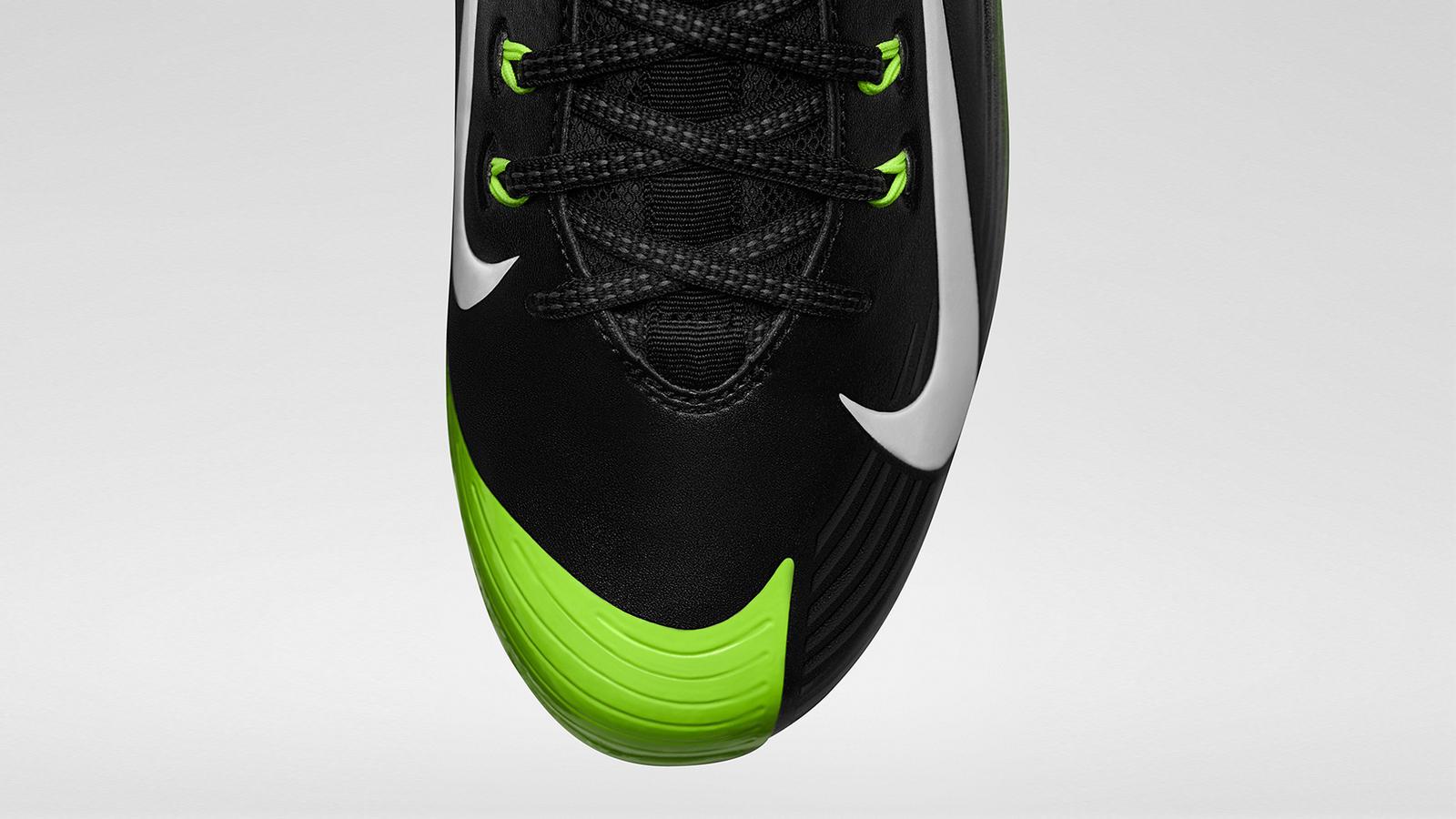 Nike Baseball Trout Blk Toe