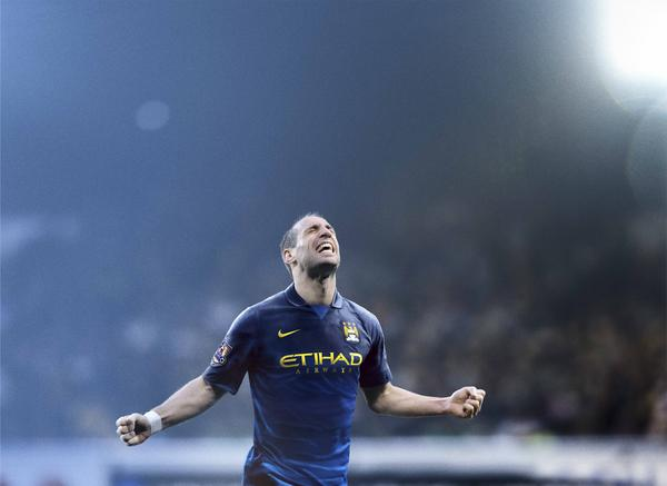 Manchester City and Nike Unveil Away Kit for 2014-15 Season