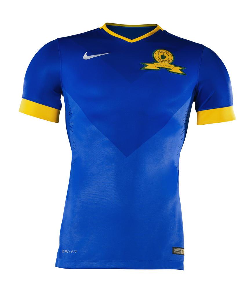 Nike And Mamelodi Sundowns Unveil Away Kit For 2014-15 Season a4e57c126a64a