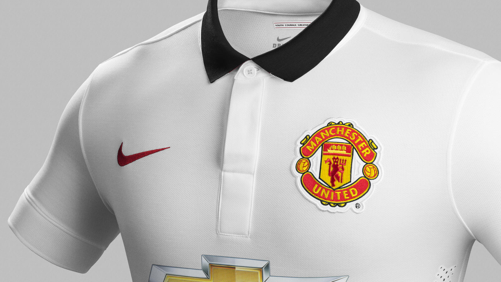 low priced bc540 3b2c0 Nike and Manchester United unveil away kit for season 2014 ...