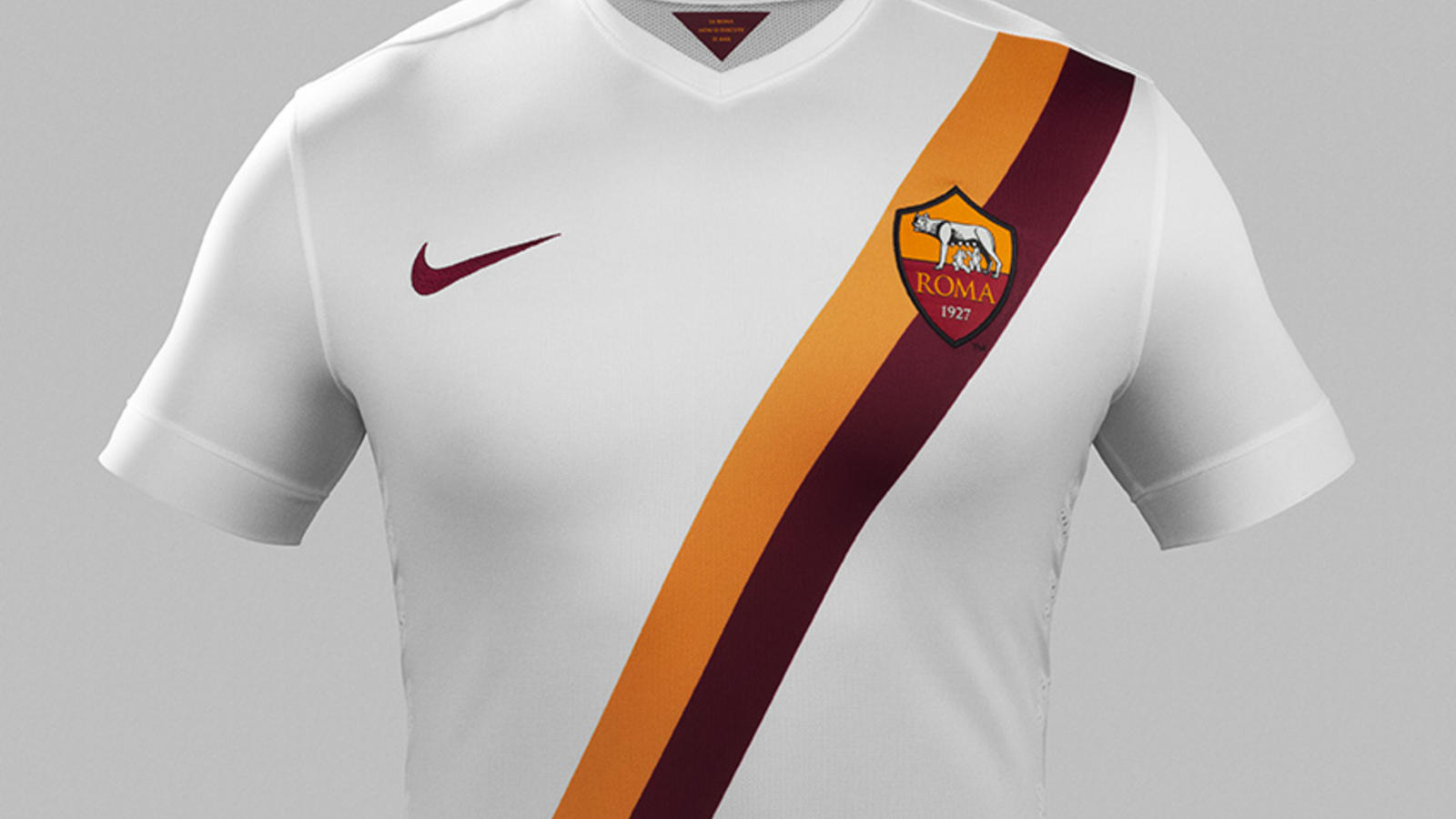 Nike and AS Roma Unveil New Away Kit for 2014-15 Season - Nike News 20a8a6fab