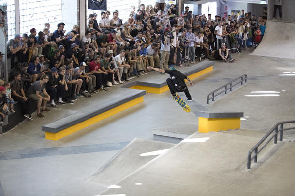 Nike SB Berlin Open Brings Top Skateboarding to German Capital