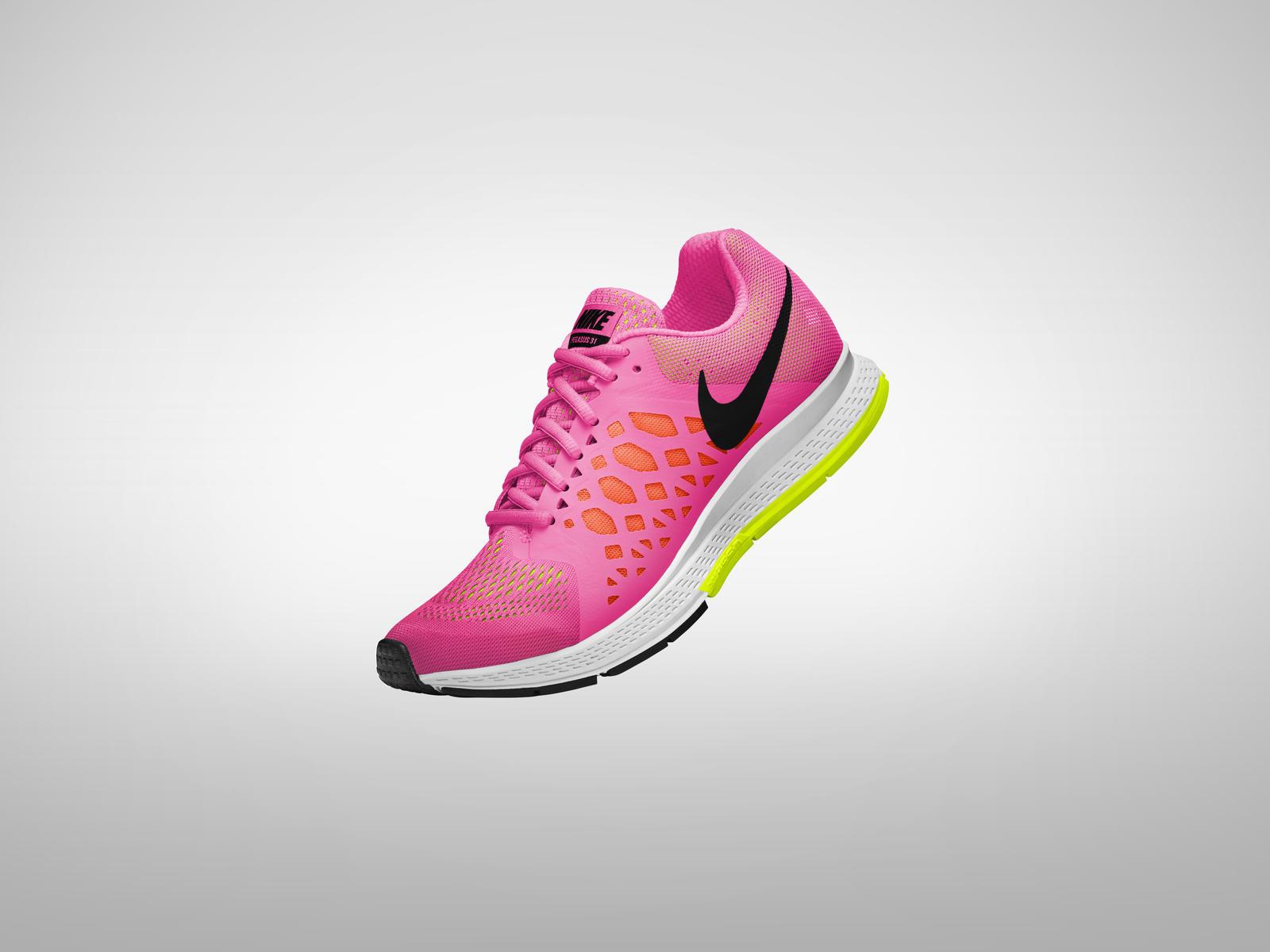 brand new 86646 1d6b2 Mobile Gallery Image ... Nike Pegasus 31 side mens nike zoom pegasus 31  yellow grey Nike Pegasus 31 ...