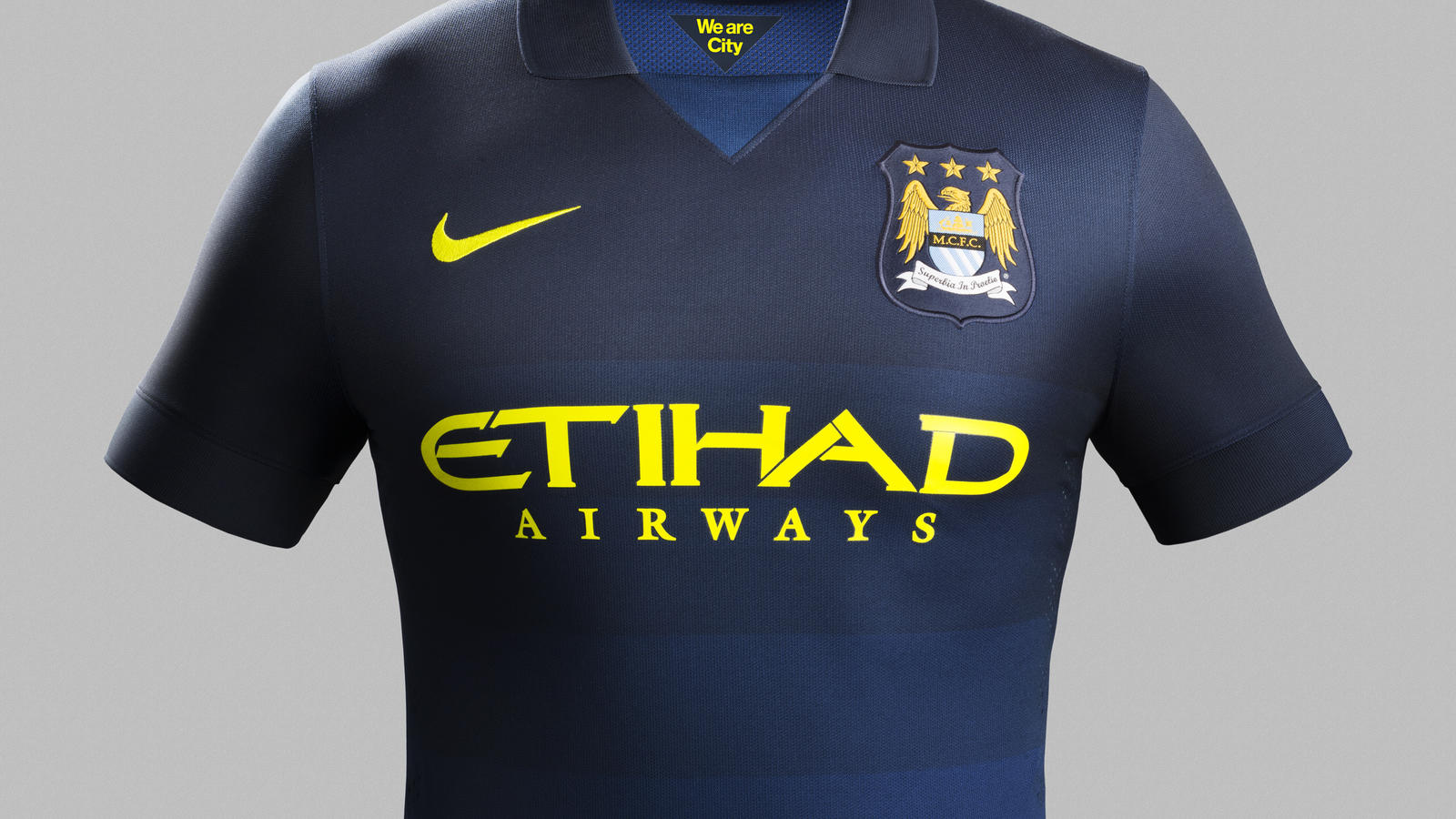Manchester City Away Shirt - Front