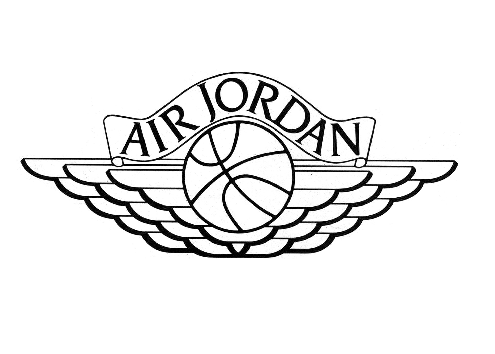 Air Jordan Images Logo Original