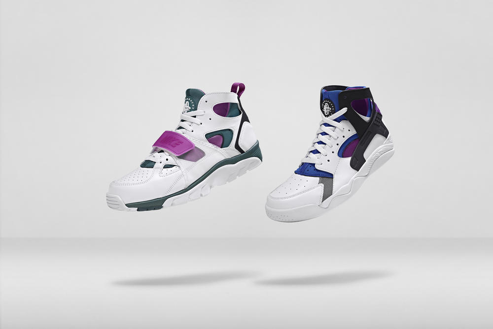 Sandal Sneakers: The Air Flight Huarache and Air Trainer Huarache