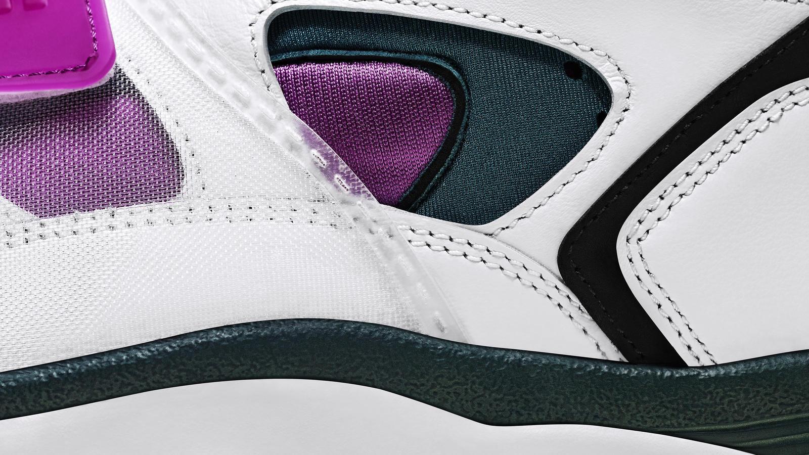 Nike Fa14 Qs Huarache Trainer Det 1