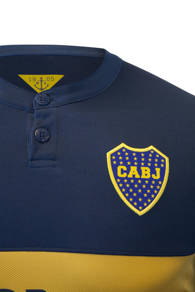 Nike Introduces Boca Juniors  Home and Away Uniforms for the 2014-15 Season 2c3d81499f2f0