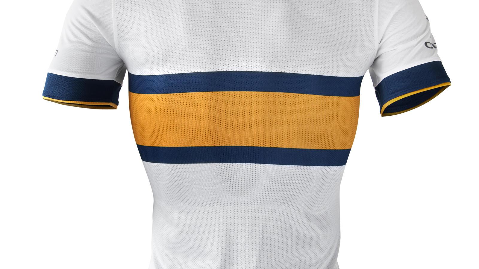 Camiseta Boca: Suplente