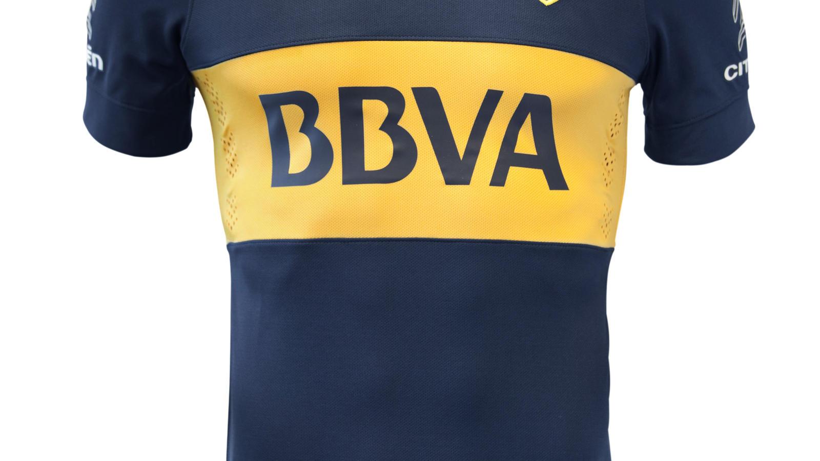 Camiseta Boca: Titular