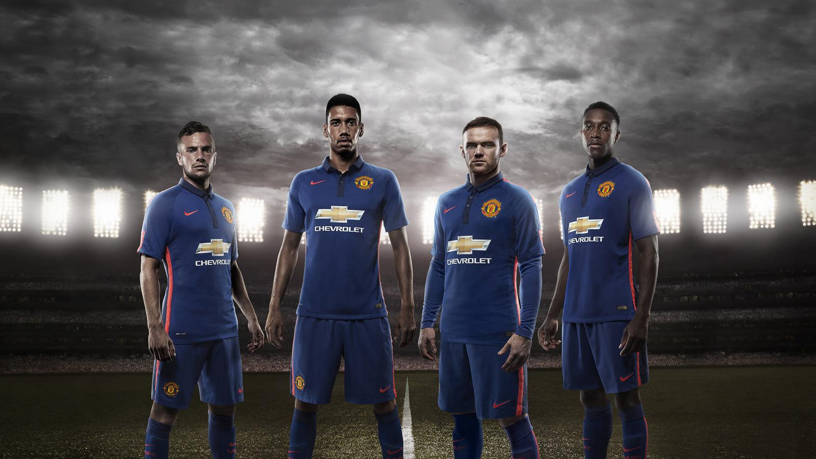 nike and manchester united unveil third kit nike news nike and manchester united unveil third