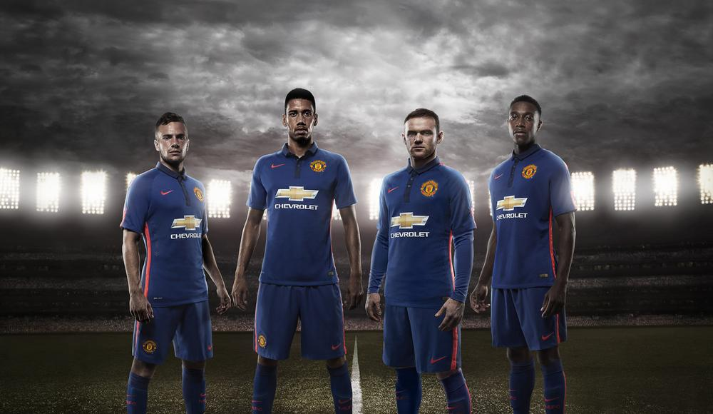 Nike and Manchester United Unveil Third Kit