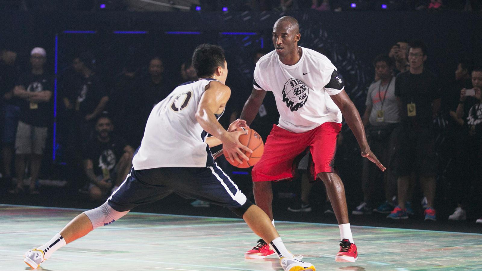 Kobe Bryant Begins 9th Summer