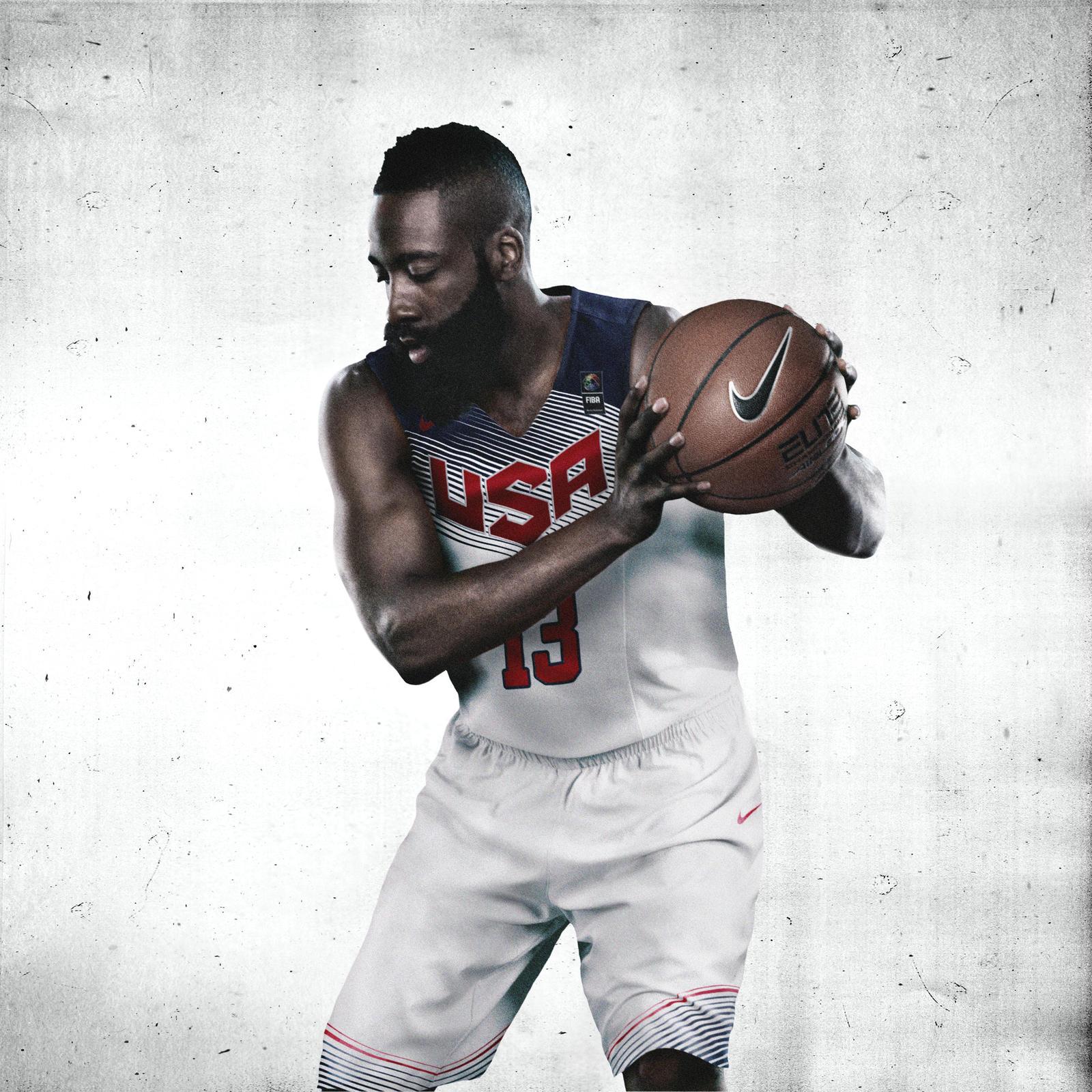 Nike Basketball Unveils USA Basketball Uniform - Nike News