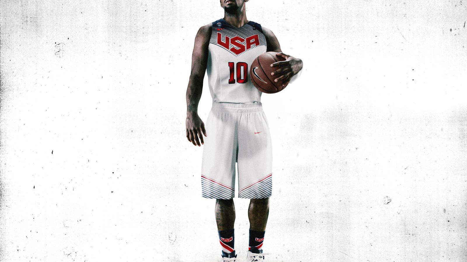 Nike Basketball Unveils USA Basketball Uniform Nike News