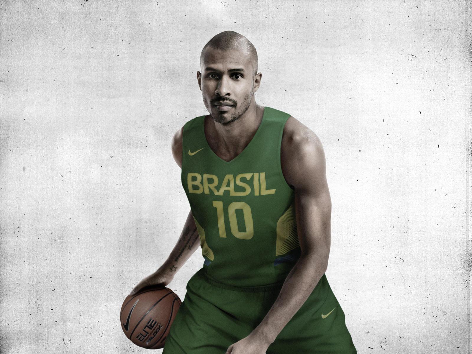nike basketball brasil 2166dc844