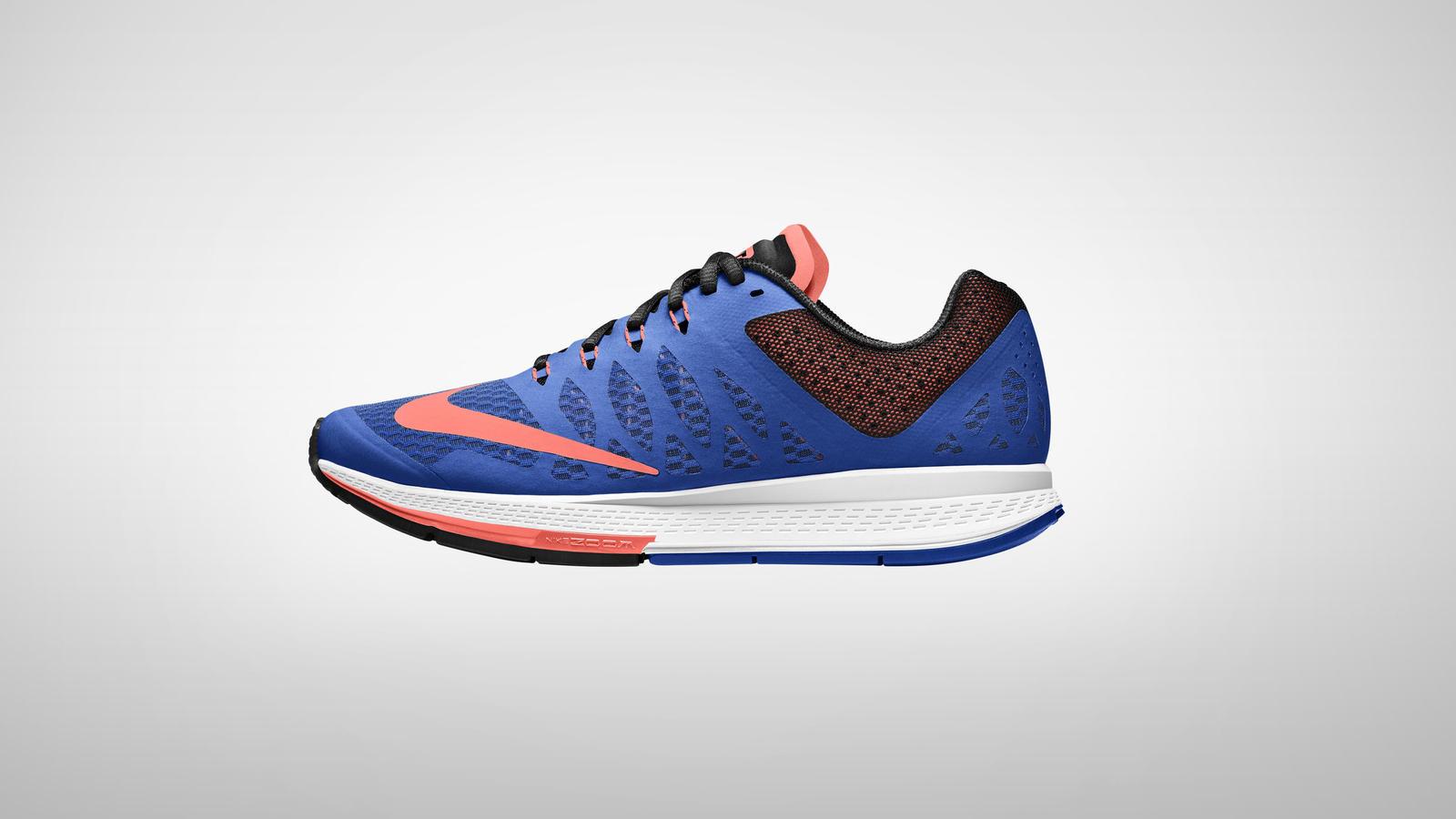 Sleek Women's Nike Blue Training Shoes
