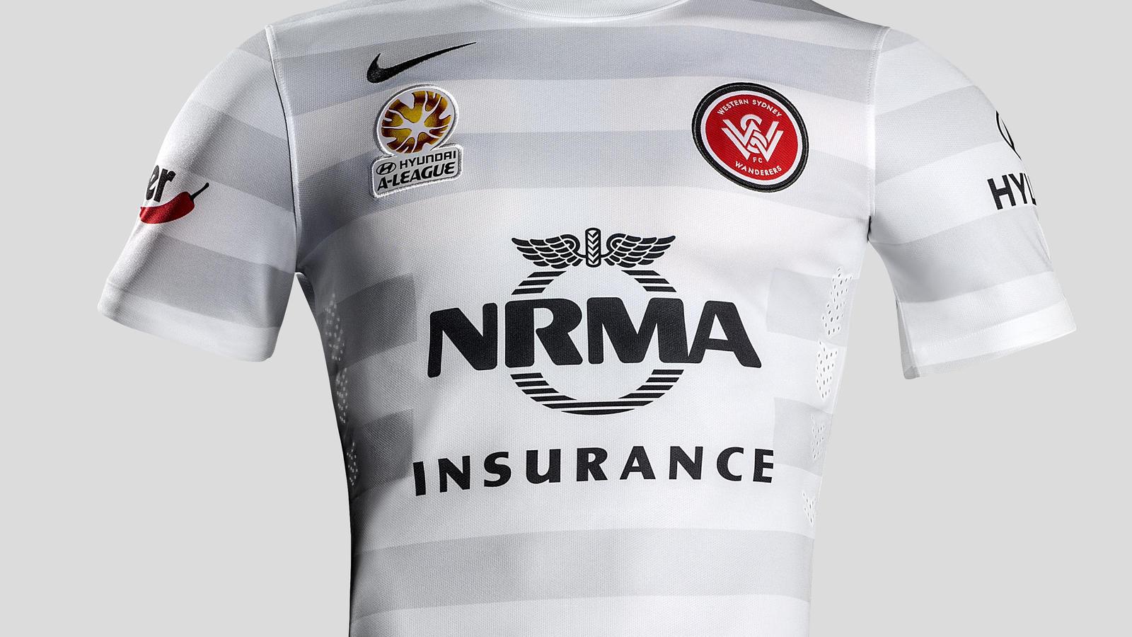 Western Sydney Wanderers- Away