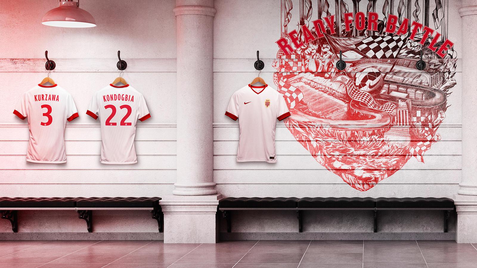 AS Monaco locker