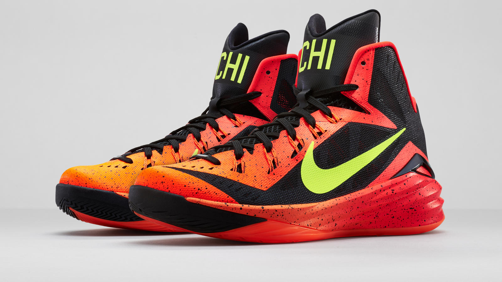 Nike Hyperdunk 2014 City Pack Takes the Court at World Basketball ... 3c6ced9e9e