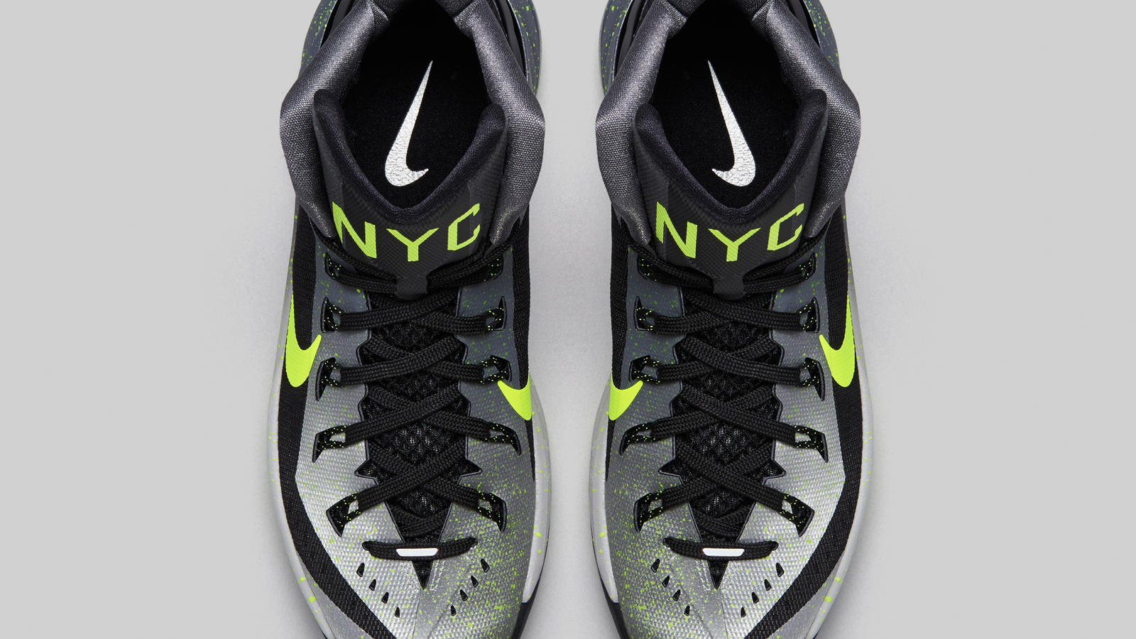 huge selection of 1e018 a69ff sale the nike hyperdunk 2014 city pack will make its on court debut at the  2014