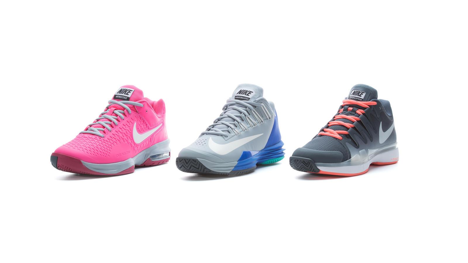 Nike Tennis Women's Footwear - New York 2014