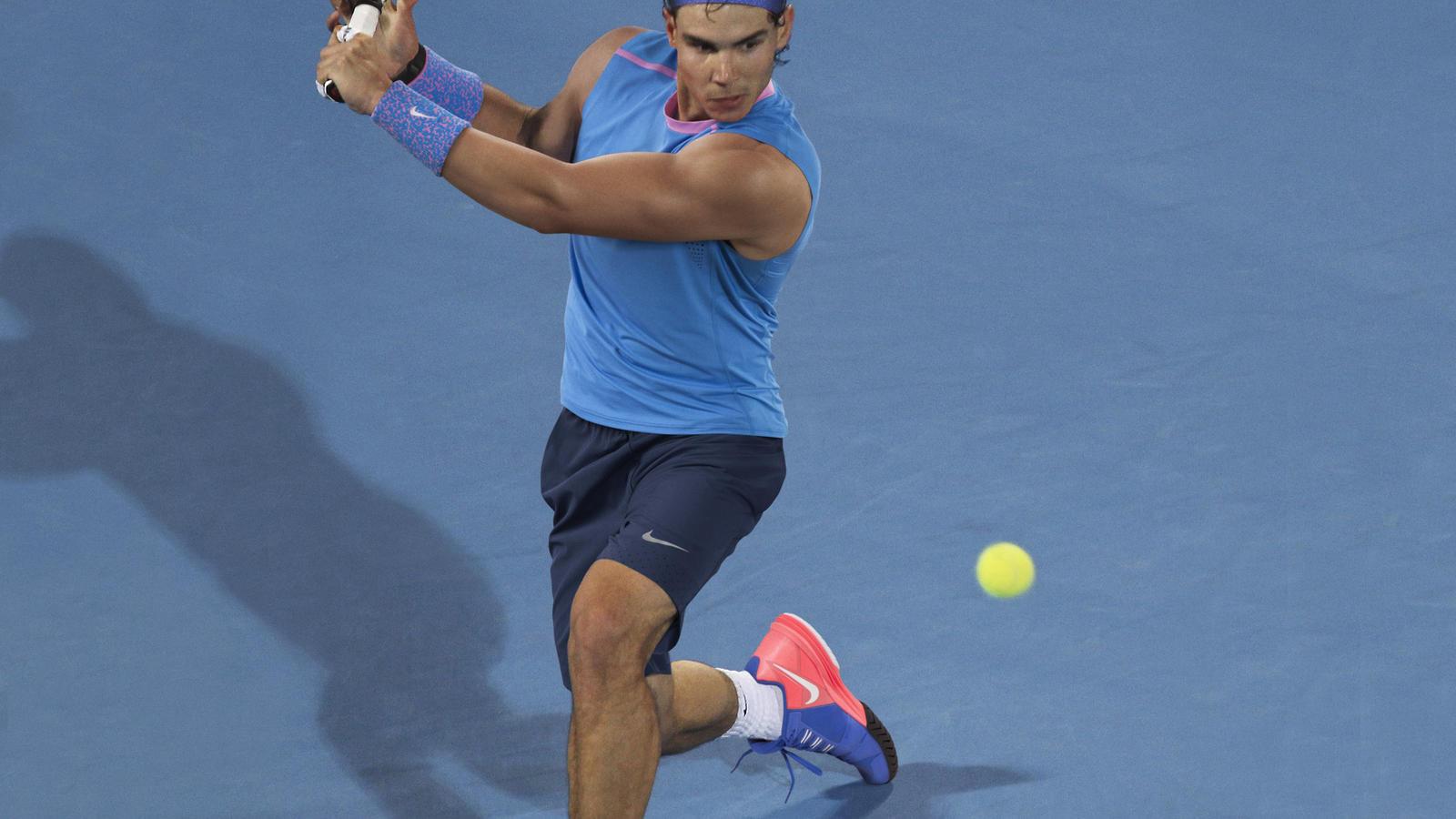 Rafa Nadal Nike Tennis Look - New York 2014
