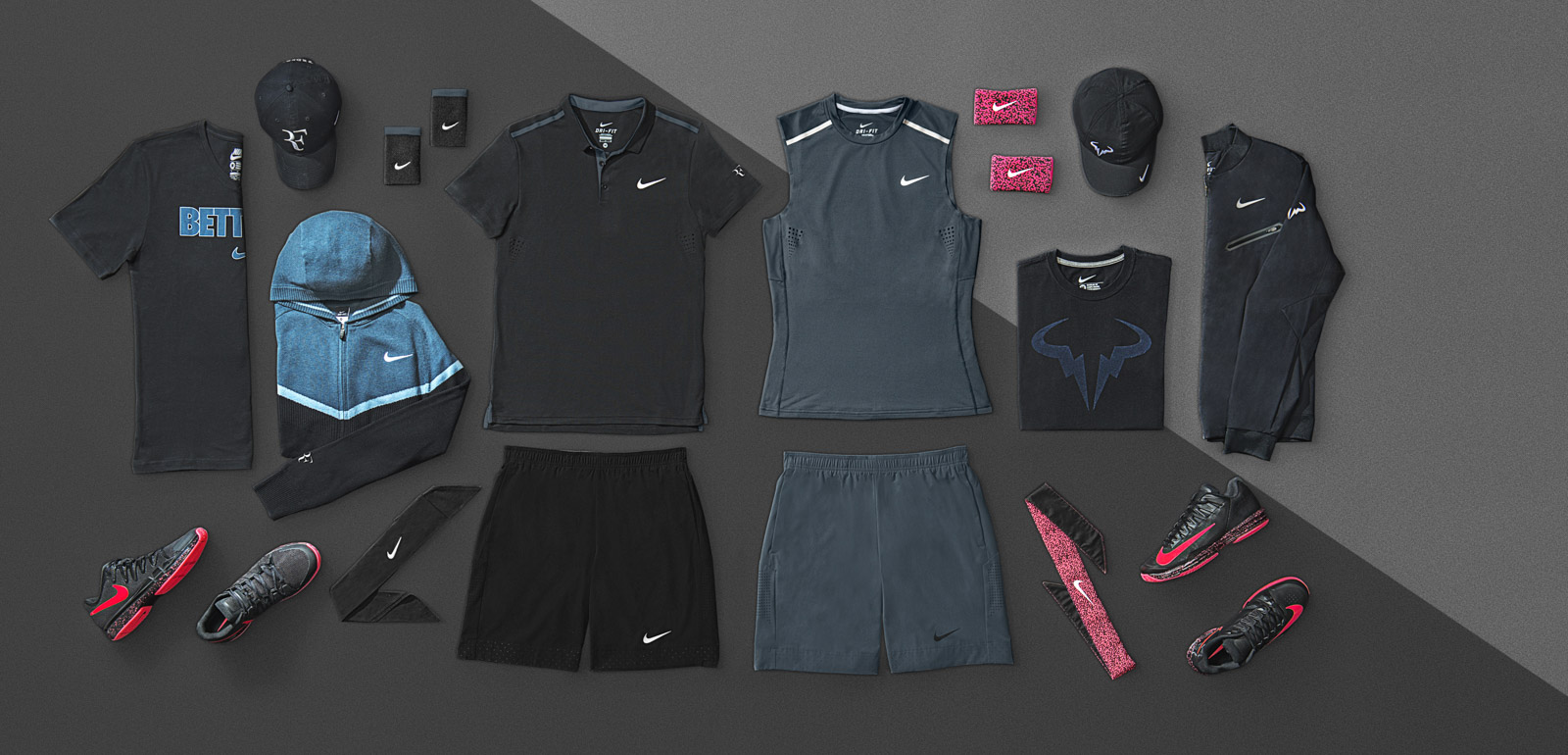 nike tennis us open 2015 outfits